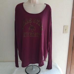 Retro Brand Maroon STU Shirt